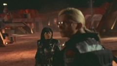 Ghosts Of Mars Scene: What A Dump
