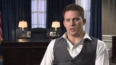 White House Down: Channing Tatum On His Character