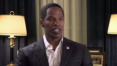 White House Down: Jamie Foxx On His Character's Backstory