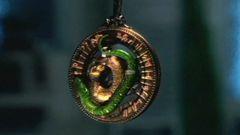 The Medallion Scene: Featurette