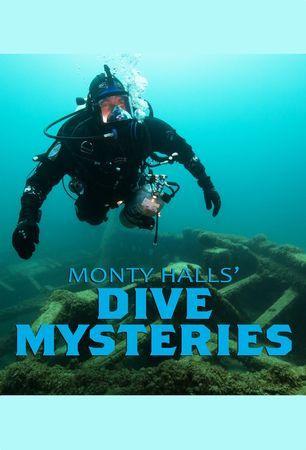 Monty Halls Dive Mysteries