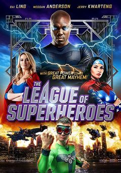 League of Superheroes