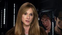 Batman V Superman: Dawn Of Justice: Holly Hunter On Her Character 'Senator Finch'
