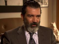 Haywire: Antonio Banderas On Working With Gina Cardano