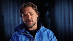 Man Of Steel: Russell Crowe On Working With Zack Snyder
