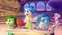 Inside Out: Riley's Memories