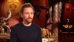 Early Man: Tom Hiddleston On Nick Park