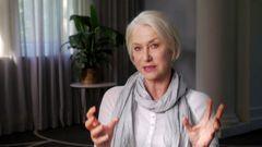Winchester: Helen Mirren On The Spierig Brothers