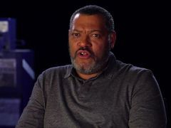 Man Of Steel: Laurence Fishburne On The Relevance Of Superman