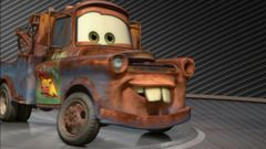 Cars 2: Showroom Turntable Mater