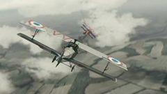Flyboys Scene: Zeppelin Dogfight