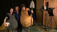 Early Man: Eddie Redmayne And Maisie Williams' Grand Day Out (Us Featurette)