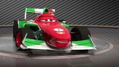 Cars 2: Showroom Turntable Francesco Bernoulli