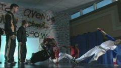 Kickin' It Old Skool Scene: Dance Contest