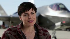 Man Of Steel: Antje Taue On Her Character