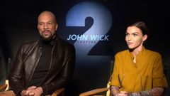 John Wick: Chapter 2: Common And Ruby Rose On What Attracted Them To Their Roles