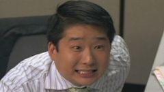 Kickin' It Old Skool Scene: Aki's Crush