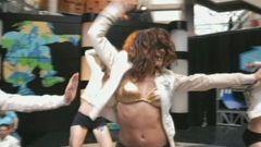 Kickin' It Old Skool Scene: Dance Montage