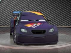 Cars 2: Showroom Turntable Max Schnell