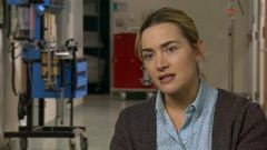 Contagion: Kate Winslet On The Script