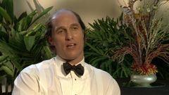 Gold: Matthew McConaughey On His Character