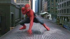 Spider-Man 2 Scene: Train Overpass