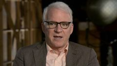 The Big Year: Steve Martin On Following Your Passion