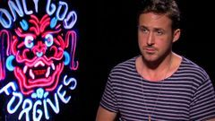 Only God Forgives: Ryan Gosling On Nicolas Winding Refn