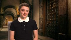 Early Man: Maisie Williams On Her Character 'Goona'