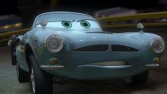 Cars 2: Wondercon Clip Chrome Leaks