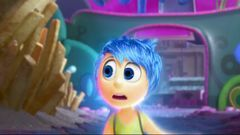 Insider Access to Disney Pixar's Inside Out