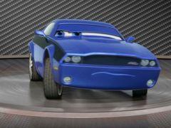 Cars 2: Showroom Turntable Rod Torque Redline