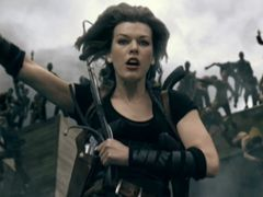 Resident Evil: Afterlife (Tower Swing)