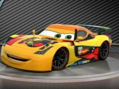 Cars 2: Showroom Turntable Miguel Camino