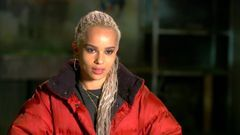 Kin: Zoe Kravitz On How She Got Involved With The Film