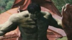 The Incredible Hulk: Blonsky Battles Hulk At University