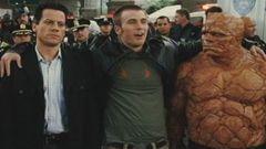 Fantastic Four Scene: The Day Of The Fantastic Four