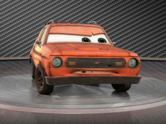 Cars 2: Showroom Turntable Grem