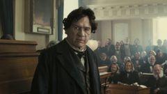 Lincoln: Thaddeus Stevens Speaks To The House