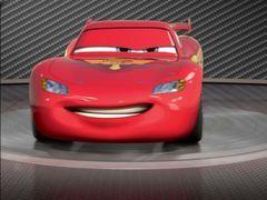 Cars 2: Turntable Lightning Mcqueen