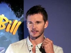 Blinky Bill: The Movie: Ryan Kwanten On His First Memory Of Blinky Bill
