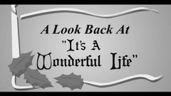 A Look Back at It's a Wonderful Life