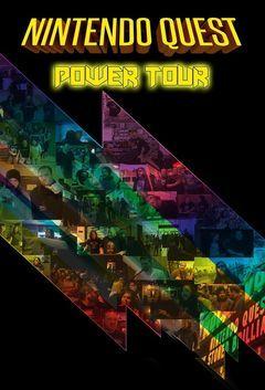 Nintendo Quest Power Tour